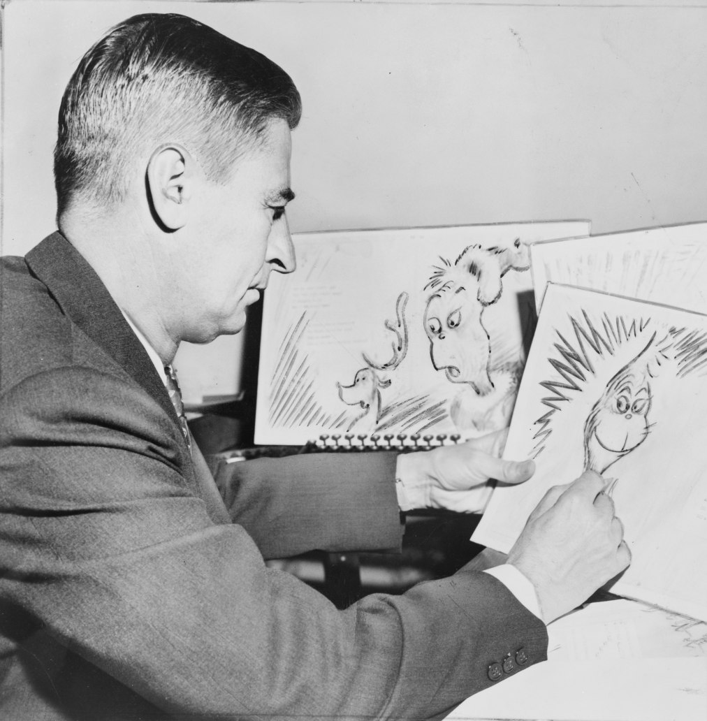 Most popular books by Dr.Seuss