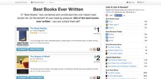 Best Book Recommendation Website – BooksIcon com